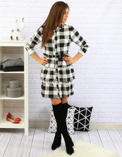 Retro Obleka-0