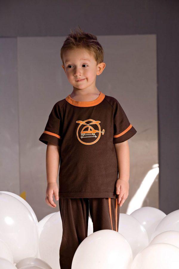 Pižama Young Boy-0