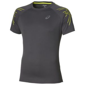 MEN'S RUNNING T-SHIRT ASICS SS STRIPE-0