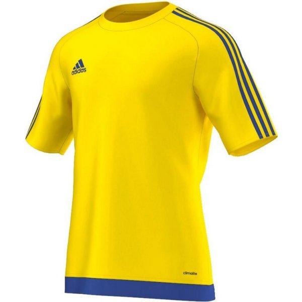 T-SHIRT adidas ESTRO 15 JSY yellow-0