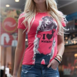 T-Shirt Mickey-0