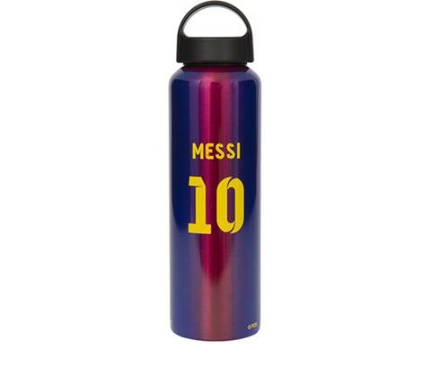 Alu. bidon Barcelona Messi-0